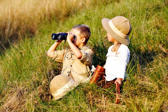 family friendly african safari vacation package