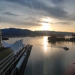 Postcard from the Vancouver Waterfront