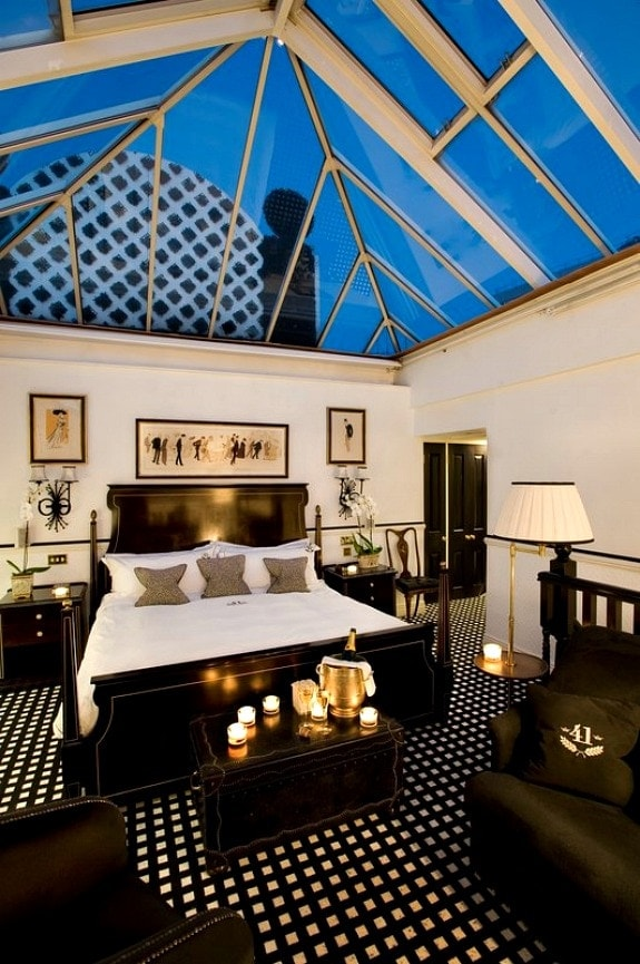 Conservatory Suite, Hotel 41, London