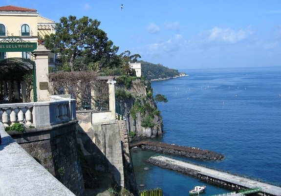 Sorrento on the Amalfi Coast, Italy