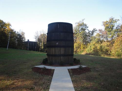 Barton distillery photo