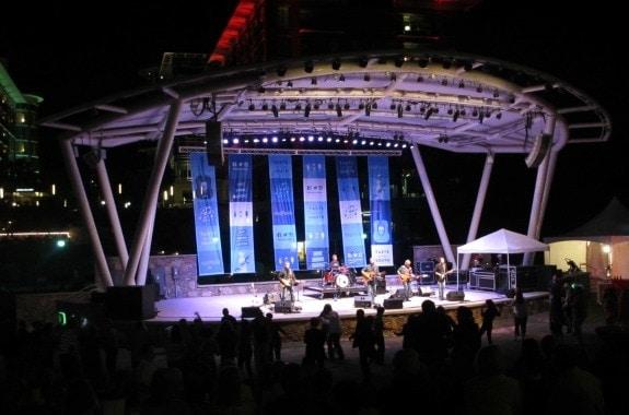 Sixwire performs at Euphoria 2014