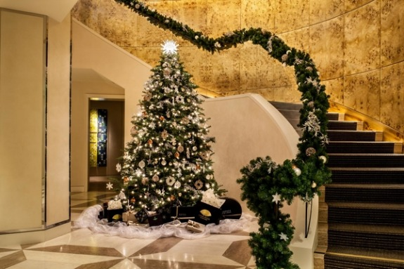 Christmas at Mandarin Oriental San Francisco