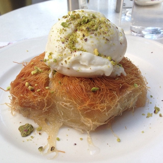 baklava in athens greece