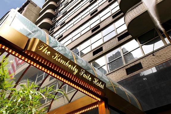 Exterior The Kimberly Hotel