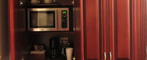 Kitchenette at The Kimberly NYC