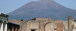 The ruins of Pompeii are a UNESCO World Heritage Site