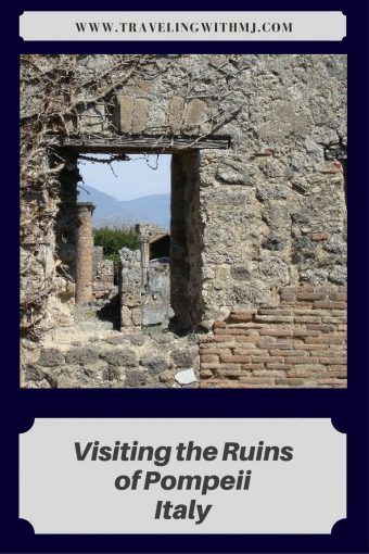 Pompeii makes a great day trip from Sorrento or Naples. You'll want the better part of a day to explore the site, plus factor in time for transportation.