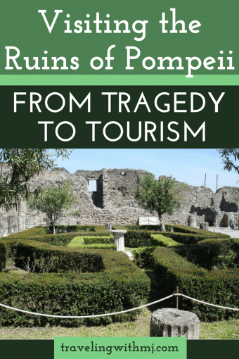 Rising out of the ash and lava over a thousand years later, Pompeii turned a horrible tragedy into a tourism opportunity. Millions of visitors a year now visit this UNESCO World Heritage site located not far from Naples, along with its sister city Herculaneum.