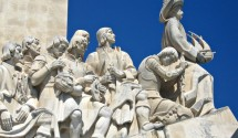 Monument of the Discoveries, Lisbon, Portugal