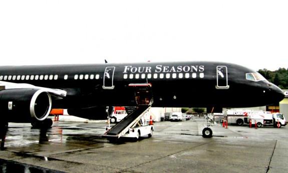 Four Seasons Jet at Boeing Field, Seattle
