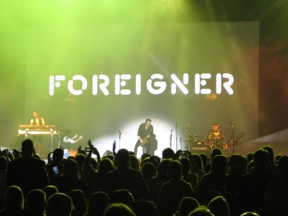 Foreigner at IPW 15 Orlando