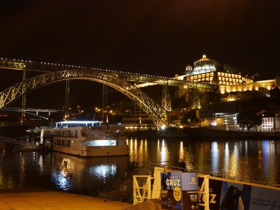 Bridge in Porto, Portugal