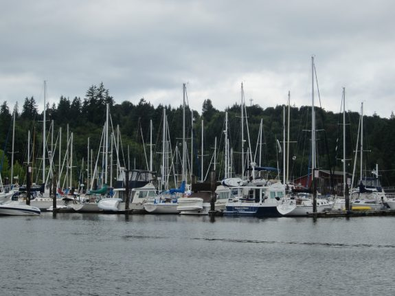Gig Harbor getaway weekend