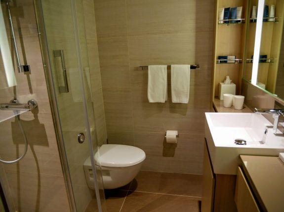 viking sea bathroom