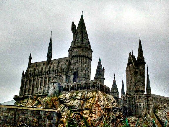Wizarding World of Harry Potter Universal Hollywood