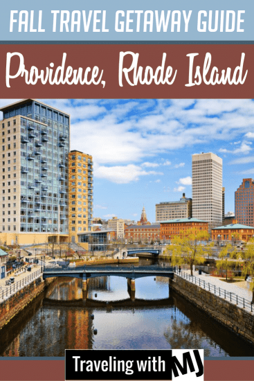 Here's my guide to a fall getaway in Providence. While some of these recommendations are good all year round, some are quintessentially fall.