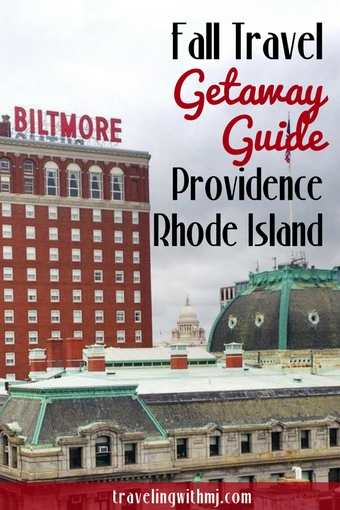 Here's my getaway guide to Providence, Rhode Island. #TBIN