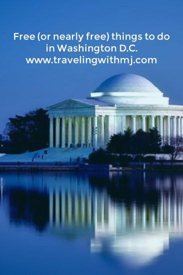 In one of the United States' most visited cities, there are plenty of attractions and things to do that are budget friendly – free or almost free – whether you politically lean left of right.