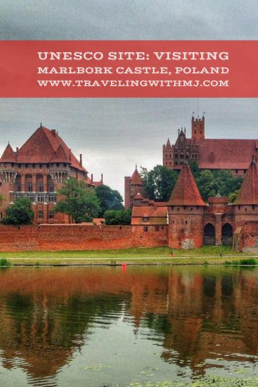 The Castle of the Teutonic Order in Malbork, most often referred to as simply Malbork Castle, is a fortified monastery on the Nogat River, that dates back to the 13th century.