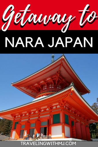 Nara is the capital city of Nara Prefecture and is an active center of both government and commerce. Like Awaji, It makes an easy getaway destination from Kyoto and Osaka, both about an hour away,
