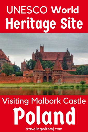 I visited Malbork Castle in July, during a port call on my Viking Homeland ocean cruise. A castle. With great history, perhaps even a little sketchy history at times. A UNESCO World Heritage Site. How could I pass this up? #history #poland #castles #UNESCO