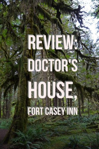 For a place to stay in keeping with the town's historic significance, the Fort Casey Inn provides a modern take on officer housing from pre-World War I.