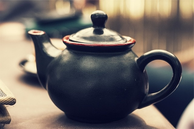 tea pot photo