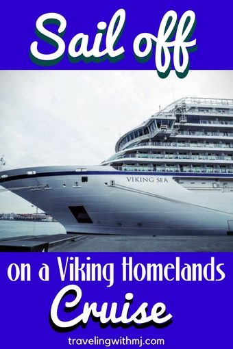 This Viking Ocean itinerary is called Viking Homelands, and cruises through Scandinavia and the Baltic stopping in historic city centers and cruising majestic Norwegian fjords.