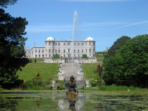 Powerscourt Fountain Ireland