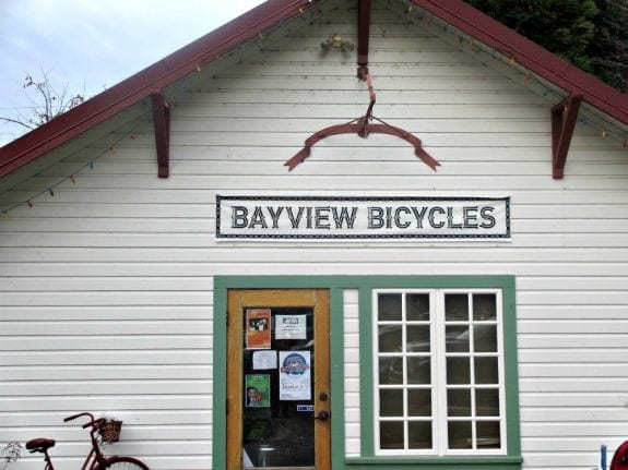 langley getaway bayview bicycles