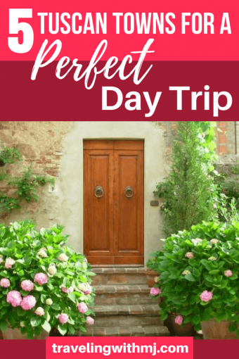 There are many things that we love about Italy, especially the hill towns in Tuscany. Here are a few of our favorites, perfect as a home base, day trip, or weekend getaway.