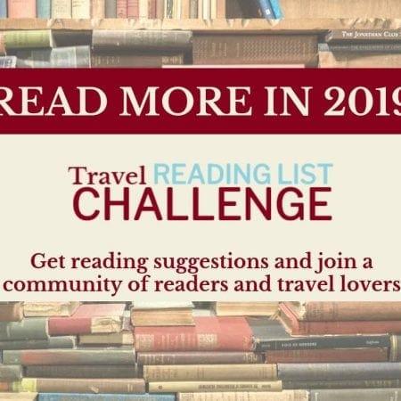 2019 Travel Reading Challenge
