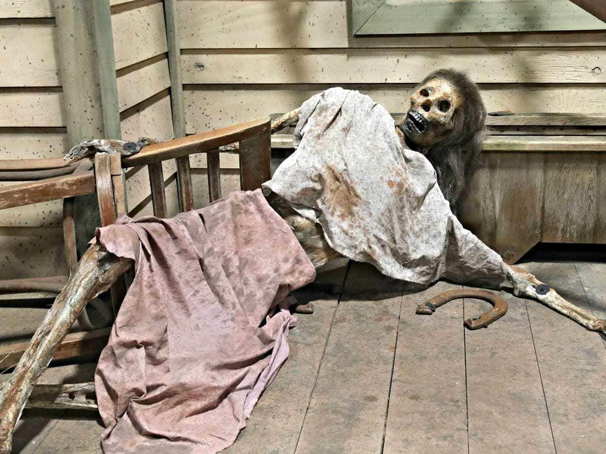 halloween horror night uor