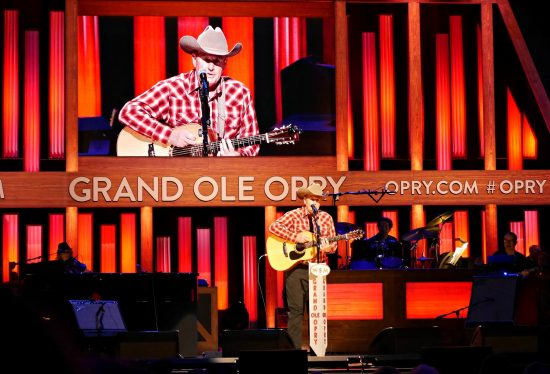 Nashville & the Grand Ole Opry - Cover