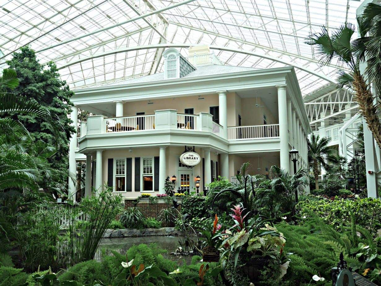 steakhouse at opryland resort