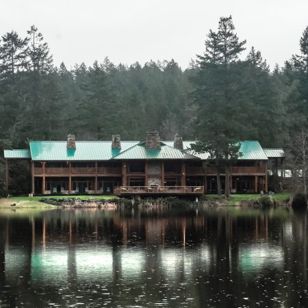 You'll Never Want to Leave: Lakedale Resort, Friday Harbor