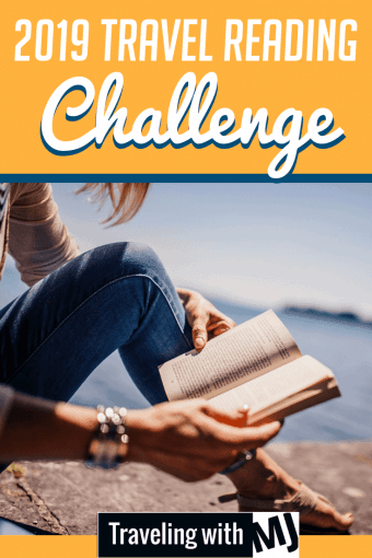 2019 Travel Reading Challenge | Traveling with MJTraveling
