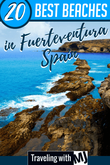 When searching the best beaches in Canary Islands, look no further than Fuerteventura, Spain. We explore what the top beaches have to offer!