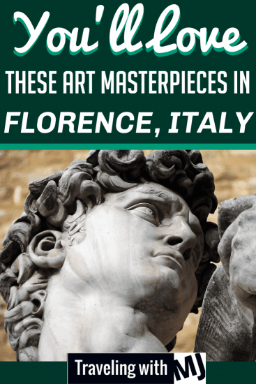 Art is everywhere you look – you'll spot it on any tours and activities in Florence – but we think these nine art masterpieces are the best of the best, serving as a constant reminder of the city's Golden Age of rebirth.