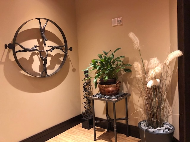 Native art at Tulalip Resort