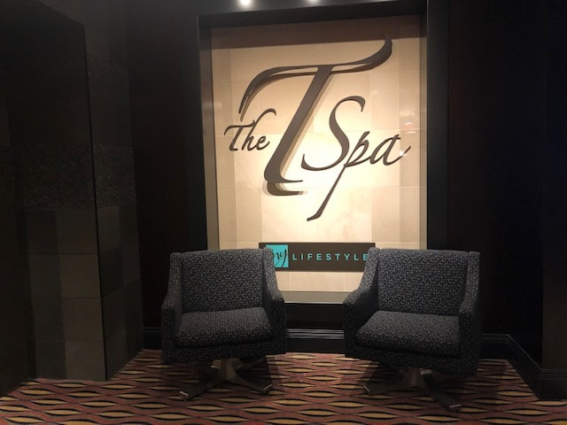 T Spa at Tulalip Casino and Resort near Seattle, Washington