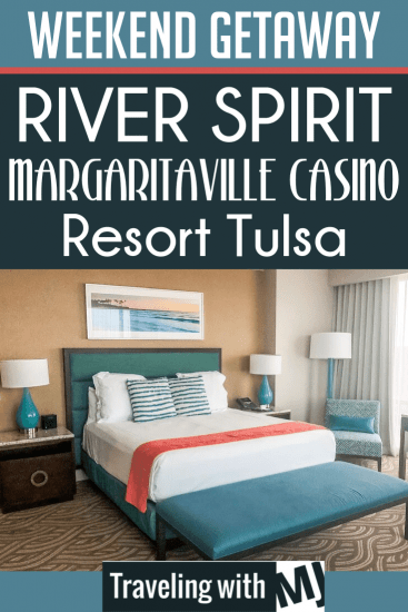 Tulsa might not be top of mind when planning a getaway, but it offers the same amenities you expect at a resort for a fraction of the price.