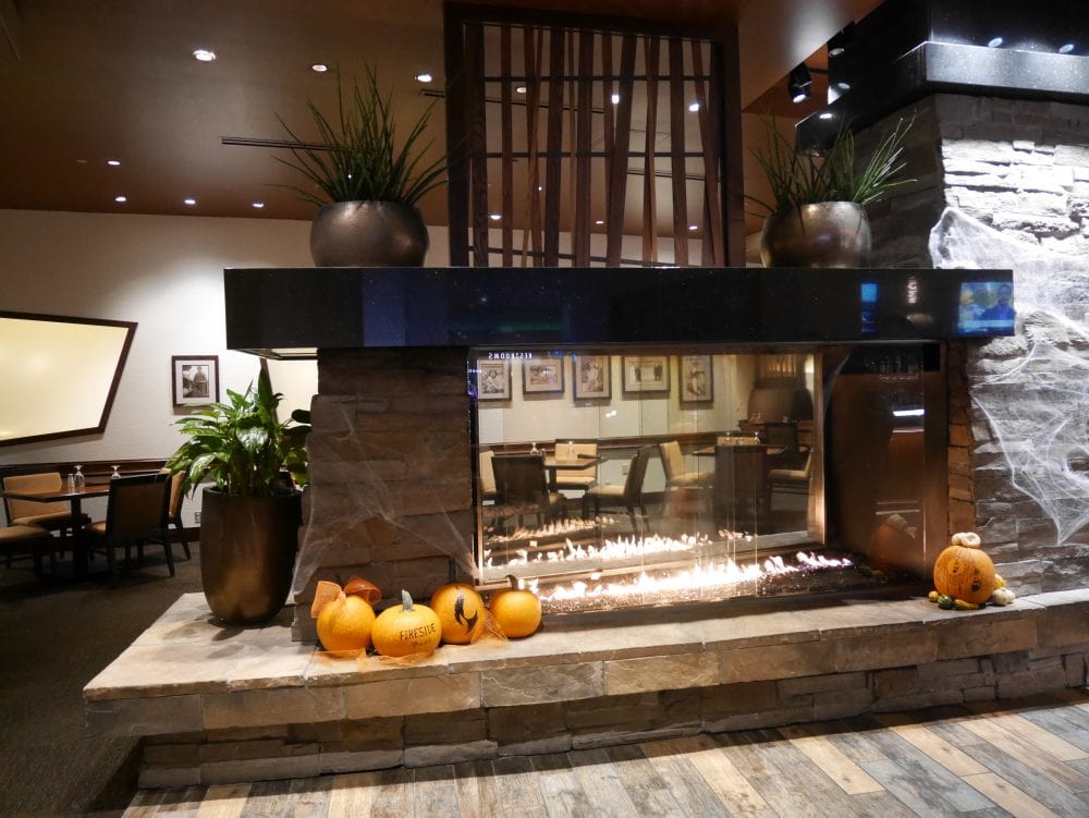 Fireside Grill at River Spirit/Margaritaville Resort & Casino in Tulsa, Oklahoma