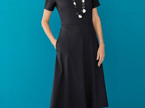 Great little black dress for travel
