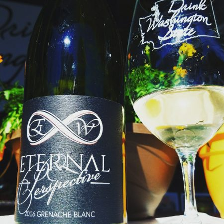 Wine with MJ: Virtual Wine Tasting with Eternal Wine & Drink Washington State
