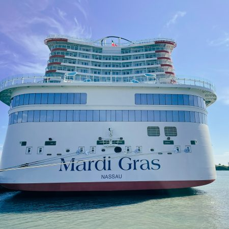 Sail Into Fun: New Carnival Mardi Gras Ship [Review]